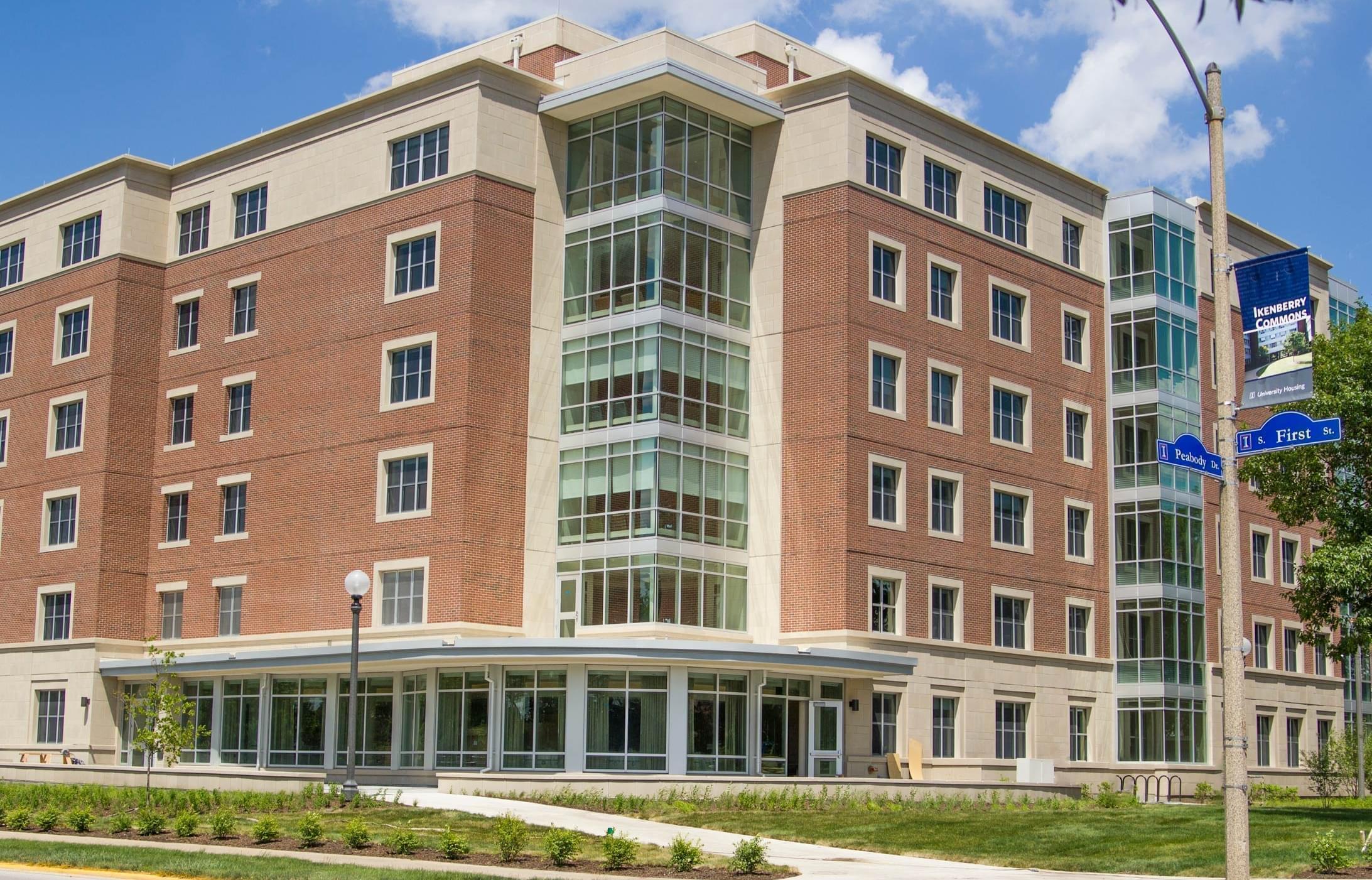 Bousfield Hall on the University of Illinois' Urbana campus.