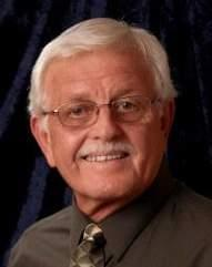 Champaign District 3 City Council member Vic McIntosh, who's resigning at the end of May.