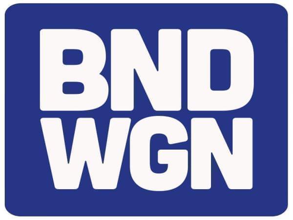 The Bandwagon block logo