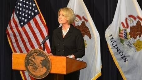 Comptroller Leslie Geissler Munger on Sunday announced that compensation for Illinois' General Assembly members and Constitutional Officers – herself included – will be treated the same as all other government payments and delayed d