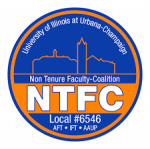 Non-Tenure Faculty Coalition logo