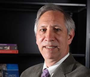 Portrait of David Merriman