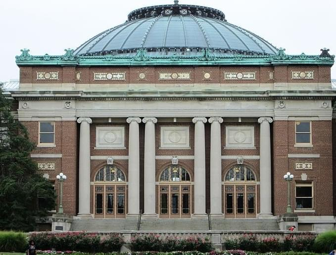 Foellinger Auditorium at the University of Illinois' Urbana campus