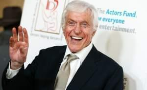 Actor Dick Van Dyke.