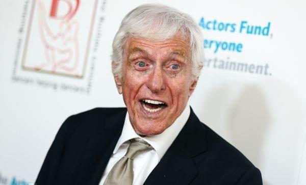 Dick Van Dyke attends the 29th Annual Gypsy Awards Luncheon held at the Beverly Hilton Hotel on Sunday, April 24, in Beverly Hills.