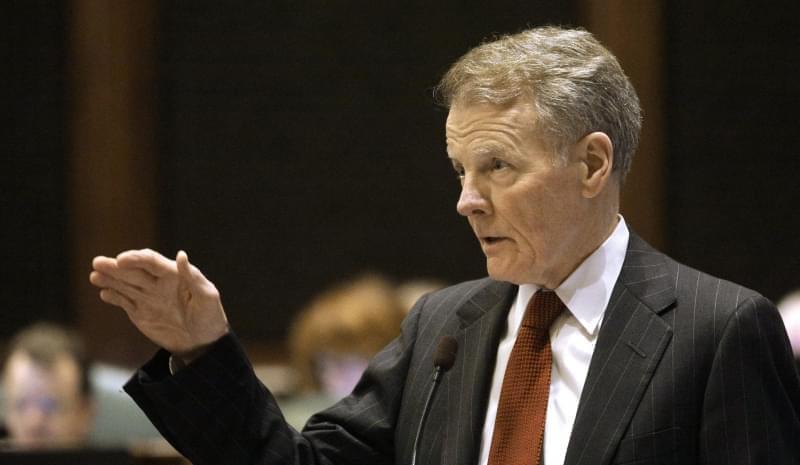 Illinois House Speaker Michael Madigan.