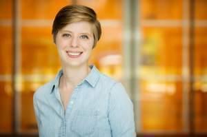 Portrait of Melissa Heil.
