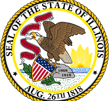 Illinois state Seal.