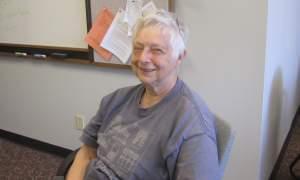 Champaign County Board Chair Pattsi Petrie