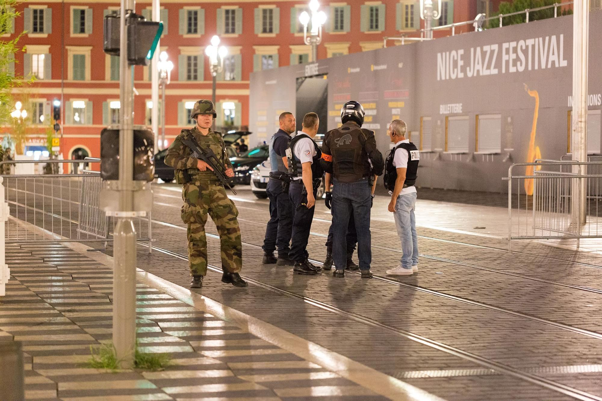 Attack in France