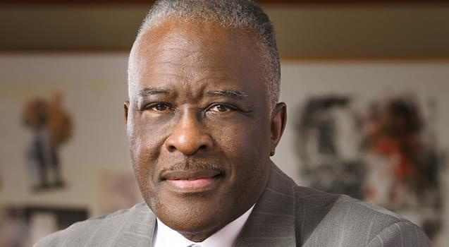 U of I Urbana Chancellor Robert Jones