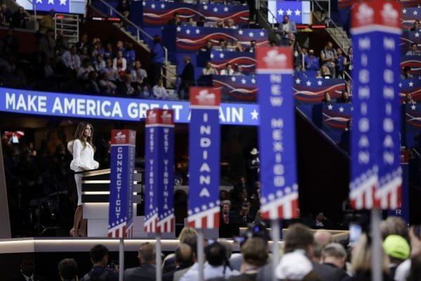 Melania Trump GOP Convention