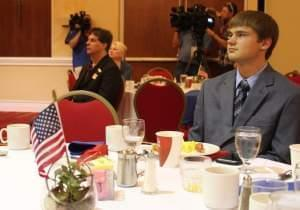 17 year old RNC delegate Carl Miller