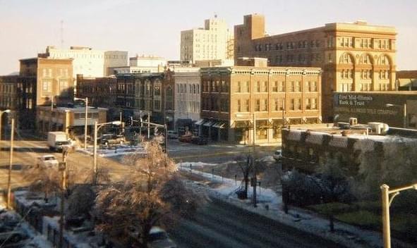 Downtown Decatur, Illinois