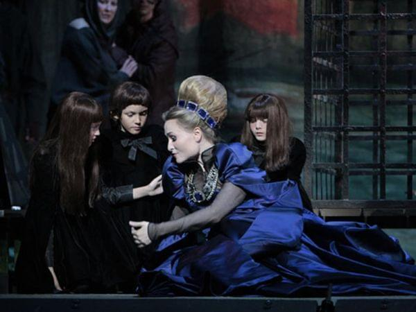The Los Angeles Opera performs The Two Foscari