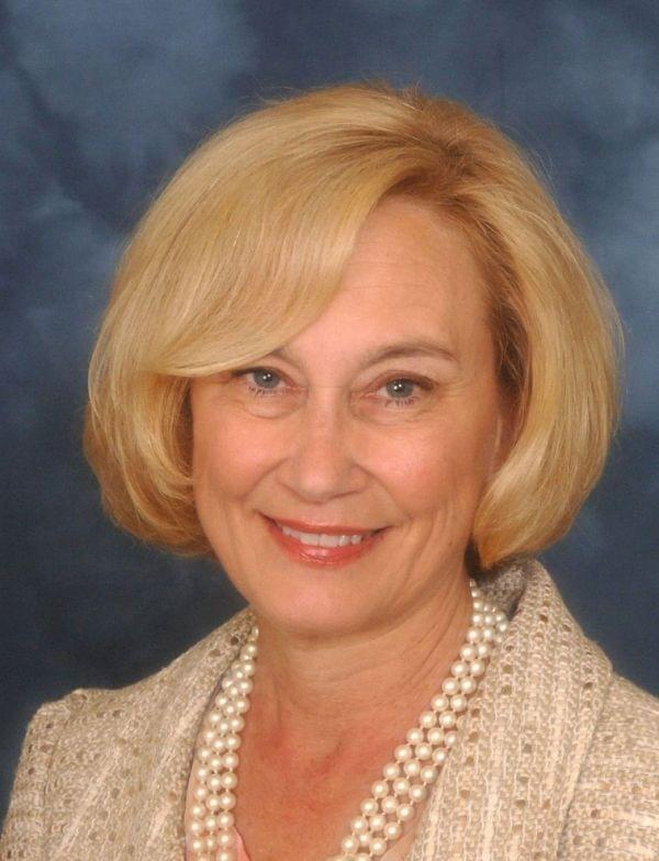 Donna Pittman, the new permanent director of the Champaign Public Library.