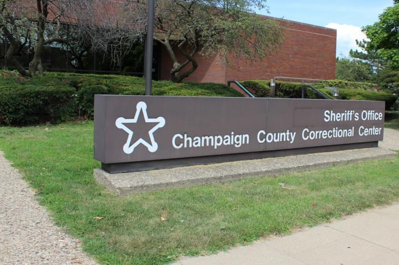 The Champaign County Jail in downtown Urbana, which would close under a proposed 1/4 cent sales tax proposal that could go before voters this fall.