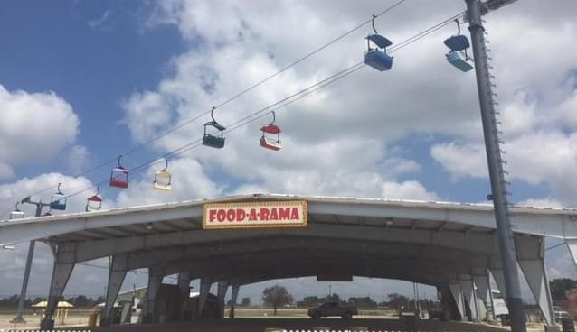 Food-A-Rama Pavilion at the Illinois State Fair in Springfield.