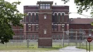 This Aug. 20, 2008 file photo shows the Pontiac Correctional Center in Pontiac, Ill.