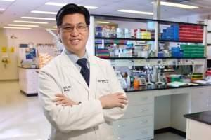 King Li, the inaugural dean and chief academic officer of the Carle Illinois College of Medicine.