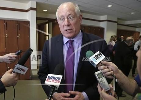 Former Illinois Governor Pat Quinn.