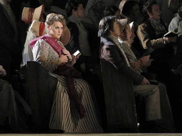 San Francisco Opera performs