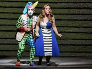 The San Francisco Opera performs The Magic Flute