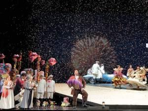 he Barber of Seville performed by The San Francisco Opera