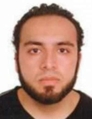 This undated photo provided by the FBI shows Ahmad Khan Rahami, wanted for questioning in the bombings that rocked a New York City neighborhood and a New Jersey shore town was taken into custody Monday, Sept. 19, 2016, after a shootout with police in