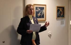 Urbana Mayor Laurel Prussing is seeking a fourth term in office.