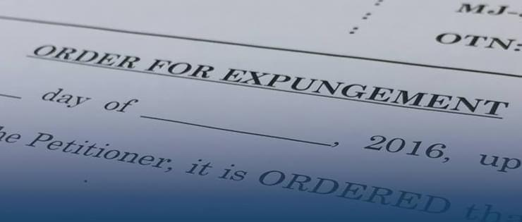 Criminal Record Relief Available Through Expungement And