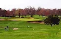 A fiew of Brookhill Golf Course, north of Rantoul.