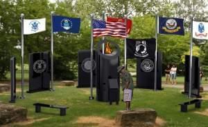 image of a memorial