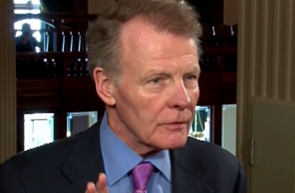 Illinois House Speaker Michael Madigan.