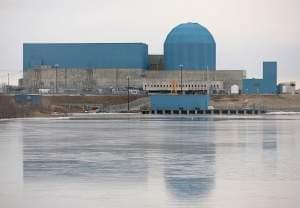Exelon's nuclear power plant in Clinton, which is currently slated to close in June 2017.