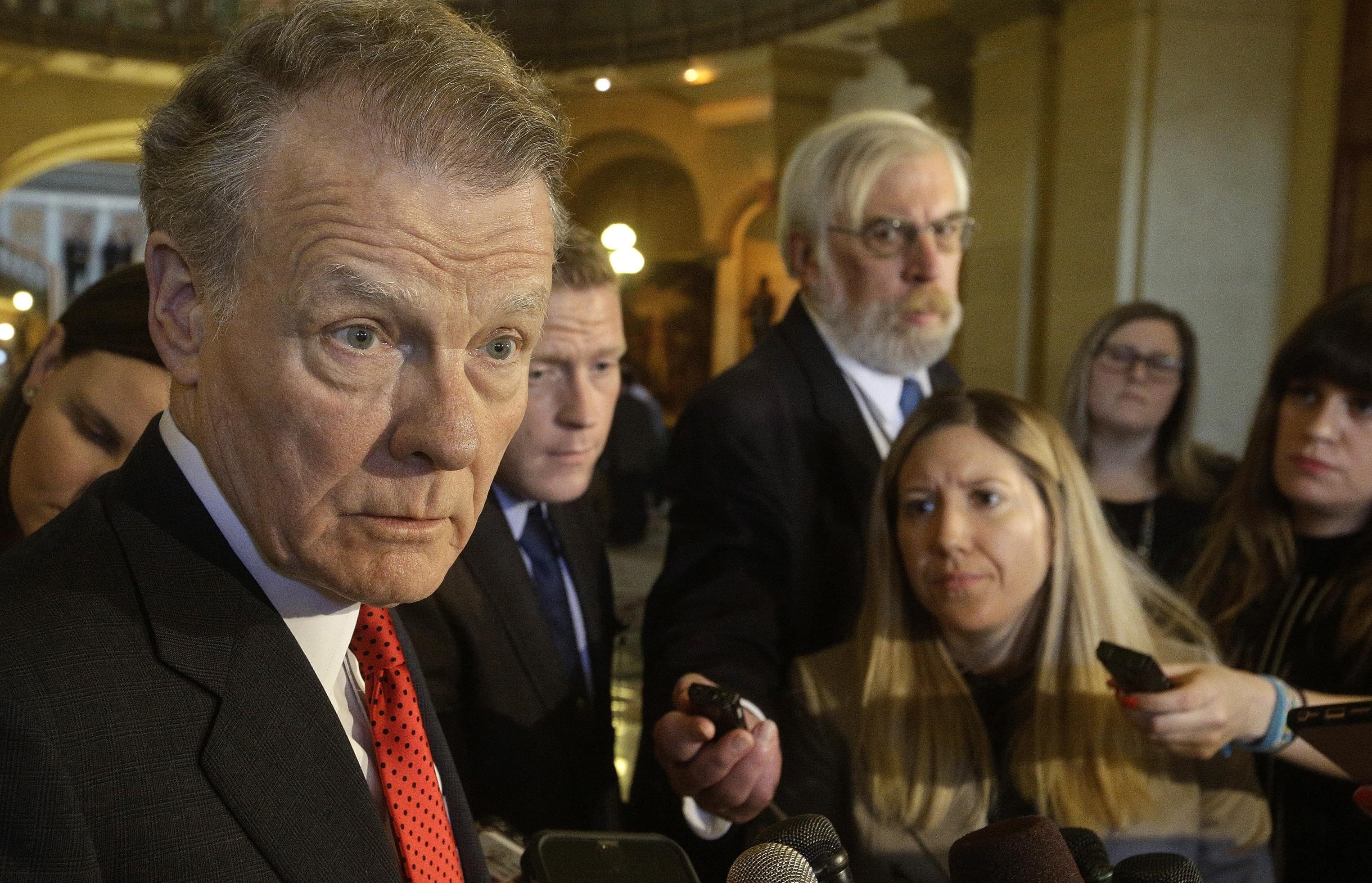 Illinois House Speaker Michael Madigan, a Democrat from Chicago