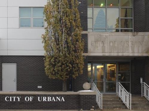 The Urbana City Building