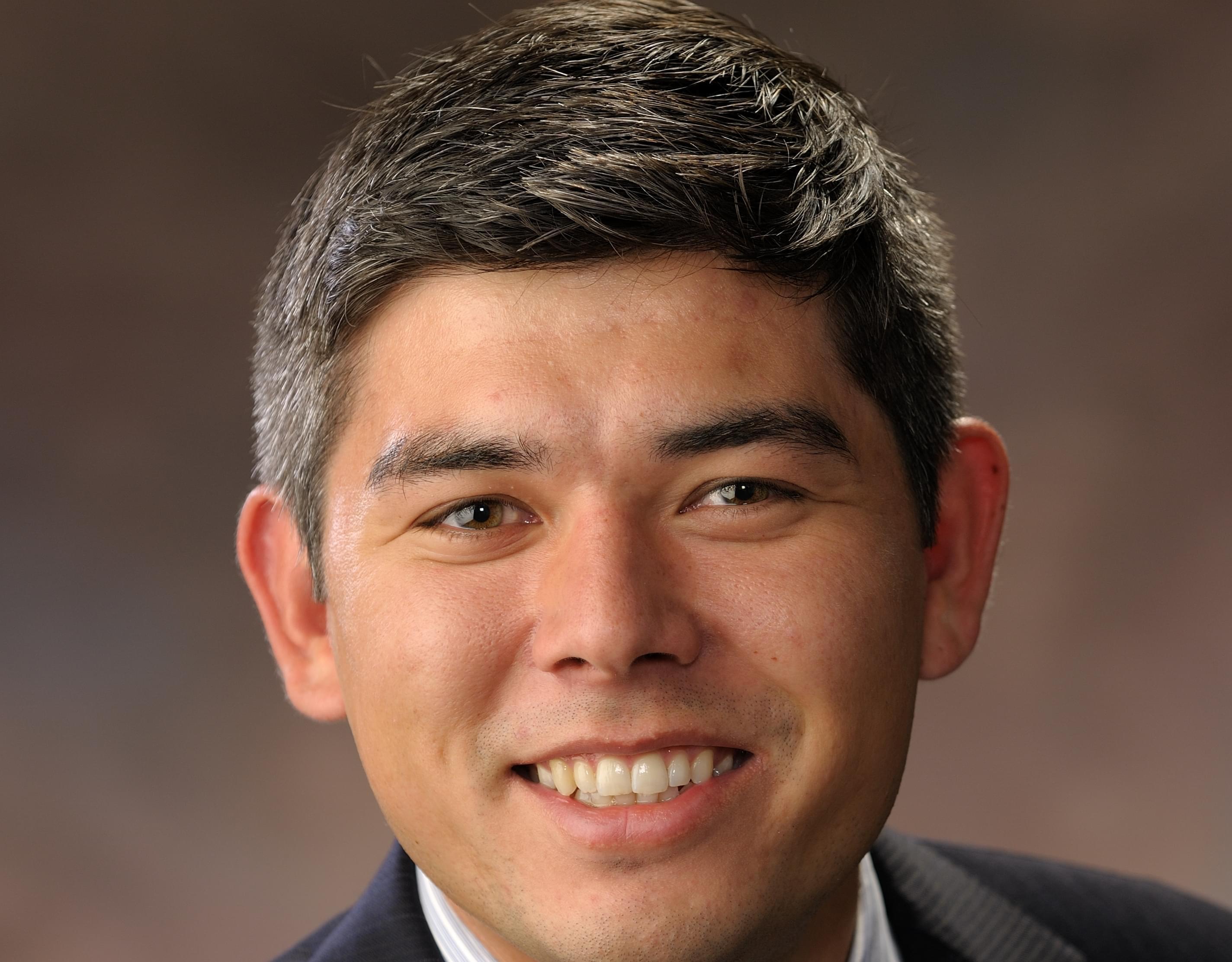 Busey Wealth Management Vice-President and Investment Portfolio Manager Thaddeus Yasunaga.