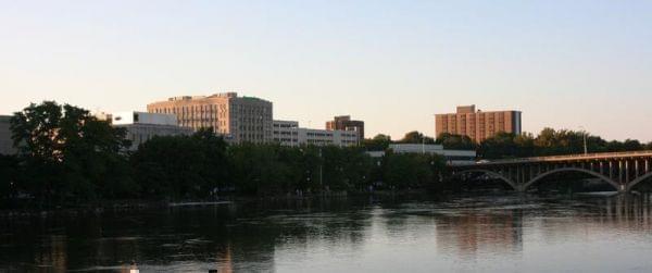 The city of Rockford Ill
