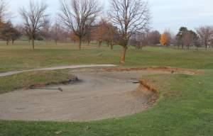 A view of the Rantoul Park District's Brookhill Golf Course.