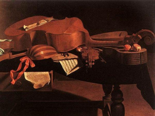 Baschenis - Musical Instruments