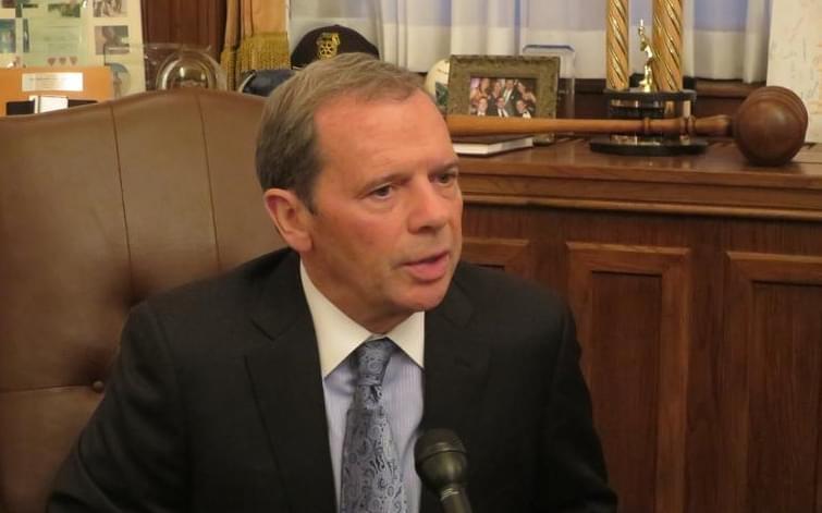 Illinois Senate President John Cullerton.