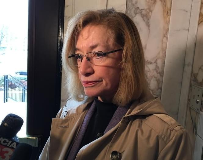 Urbana Mayor Laurel Prussing says losing Carle hospital and clinics from tax rolls has shifted the burden onto other taxpayers.