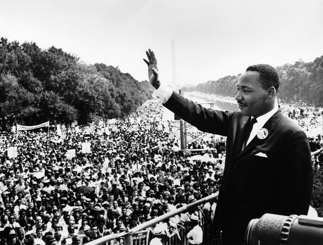 mlk religion and racism Martin luther king jr devoted much of his life to the radical religious beliefs of martin luther author and are not necessarily those of world religion.