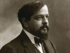 Claude Debussy in 1908