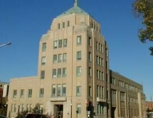 The Champaign City Building