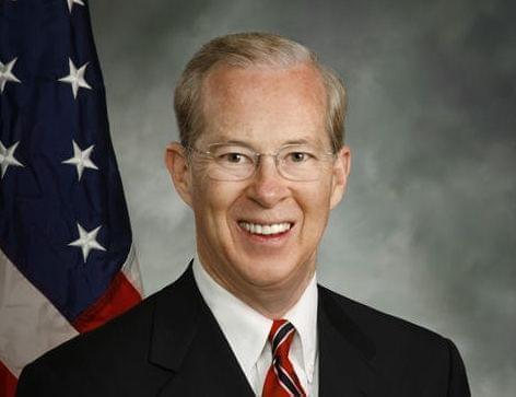 Acting U.S. Attorney General, and Carlinville native, Dana Boente.