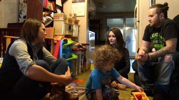 Family from Heyworth, IL featured in Stranded by the State