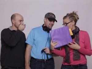 Lisa Bralts, John Steinbacher, and Brian Moline
