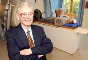 MRI pioneer and former University of Illinois researcher David Mansfield.